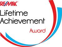 RE/MAX Lifetime Achievement Award Logo