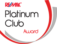 RE/MAX Platinum Club Award Logo
