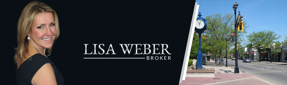 Lisa Weber - Real Estate Broker